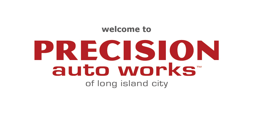 Precision Auto Works of LIC certified collision repair NYC