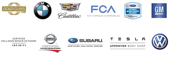 Precision Auto Works of LIC in NYC is an I-CAR Gold Class, Cadillac CT6, Nissan, Infiniti, Acura, Honda, Fiat, Chrysler Jeep, GM, Volkswagen and Tesla certified body shop. We also are BMW Factory Trained!