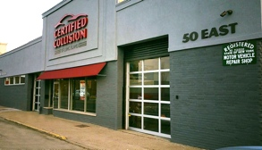 For Nassau and Suffolk county collision repair, visit our Freeport, NY body shop.