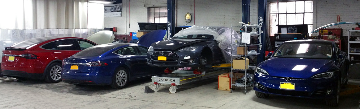 Precision Auto Works of LIC is NYC's first factory trained and certified Collision Body Shop