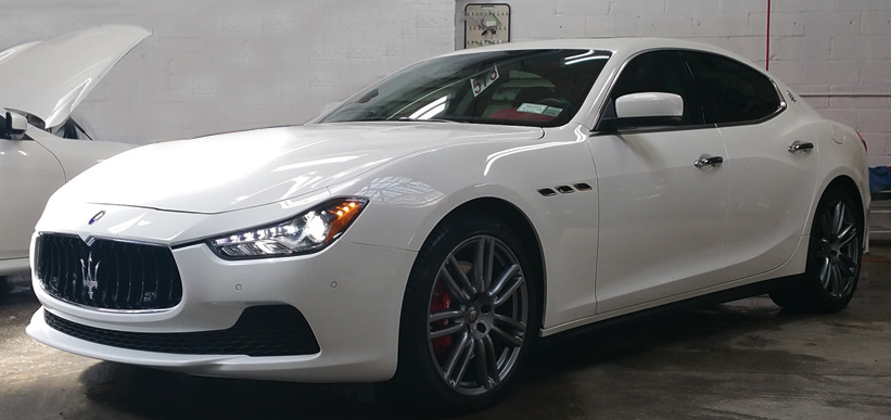 Precision Auto Works is experienced on all luxury car brands, including Alfa Romeo  ,  Audi  ,  Jaguar, Land Rover  ,  Lexus  ,  Maserati  ,  Mercedes-Benz  ,  Mini  ,  Porsche  ,  and Volvo.