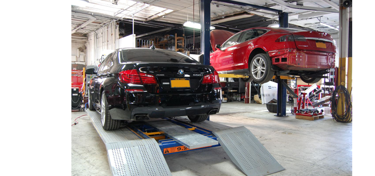 Precision Auto Works provides all mechanical repair and routine maintenance.